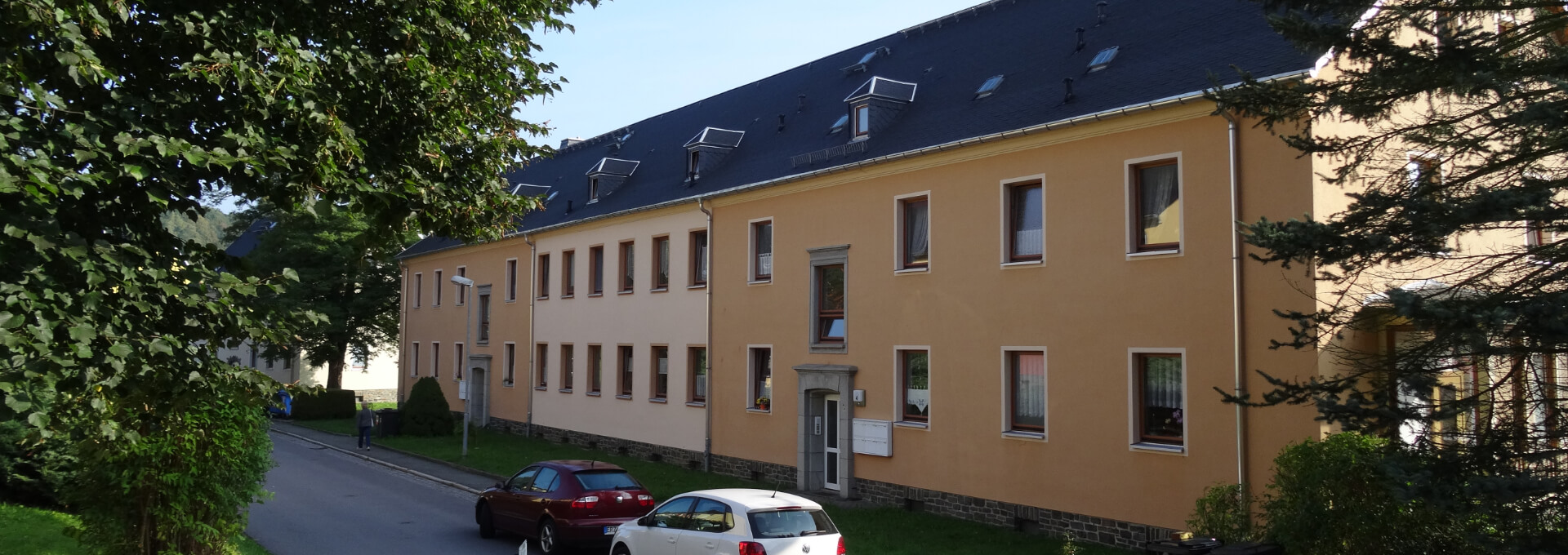 Robert-Koch-Straße Zschopau